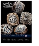 DALLAS COWBOYS: NFL AMERICA'S GAME (5PC) DVD