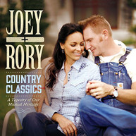 JOEY & RORY - COUNTRY CLASSICS: TAPESTRY OF OUR MUSICAL HERITAGE CD