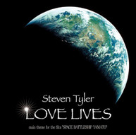 STEVEN TYLER - LOVE LIVES (IMPORT) CD