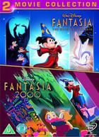 FANTASIA / FANTASIA 2000 (UK) DVD