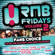 VARIOUS ARTISTS - RNB FRIDAYS VOL. 2 CD