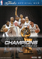 2014 NBA CHAMPIONS (THE FINALS OFFICIAL DVD) (2014) DVD