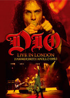 DIO - LIVE IN LONDON HAMMERSMITH APOLLO 1993 (2PC) DVD