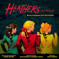 HEATHERS THE MUSICAL O.C.R. CD