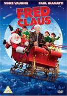 FRED CLAUS (UK) DVD