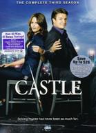 CASTLE: COMPLETE THIRD SEASON (5PC) (WS) DVD