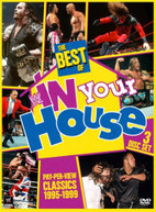 BEST OF WWE IN YOUR HOUSE (3PC) (IMPORT) DVD