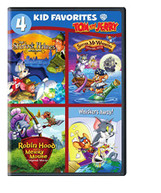 4 KID FAVORITES: TOM & JERRY (4PC) DVD