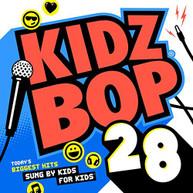 KIDZ BOP KIDS - KIDZ BOP 28 CD