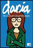 DARIA: COMPLETE ANIMATED SERIES (8PC) DVD