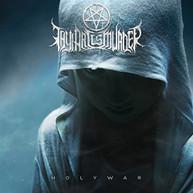 THY ART IS MURDER - HOLY WAR (IMPORT) CD