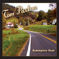 TOM PAXTON - REDEMPTION ROAD CD