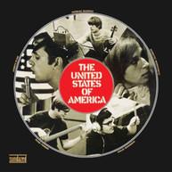 UNITED STATES OF AMERICA - UNITED STATES OF AMERICA (BONUS TRACKS) CD
