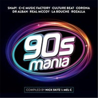 VARIOUS ARTISTS - 90S MANIA CD