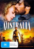 AUSTRALIA (2008) DVD