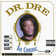 DR DRE - CHRONIC CD