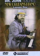 DR JOHN - DR JOHN TEACHES NEW ORLEANS PIANO 1 DVD