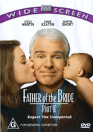 FATHER OF THE BRIDE: PART II (1995) DVD