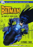 BATMAN: COMPLETE THIRD SEASON (2PC) DVD