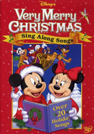 DISNEY'S SING ALONG SONGS: VERRY MERRY CHRISTMAS DVD