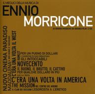 ENNIO (IMPORT) MORRICONE - IL MEGLIO DELLA MUSICA DI ENNIO MORRICONE CD