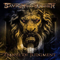 SAVIOR FROM ANGER - TEMPLE OF JUDGEMENT (UK) CD