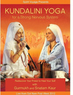 GURMUKH / SNATAM  KAUR - KUNDALINI YOGA FOR A STRONG NERVOUS SYSTEM / DVD