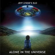 ELO - JEFF LYNNE'S ELO: ALONE IN THE UNIVERSE CD