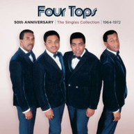 FOUR TOPS - 50TH ANNIVERSARY: SINGLES COLLECTION 1964-1972 CD