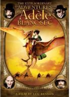 EXTRAORDINARY ADVENTURES OF ADELE BLANC -SEC DVD