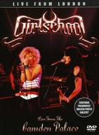GIRLSCHOOL - LIVE FROM LONDON DVD