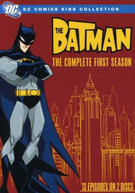 BATMAN: COMPLETE FIRST SEASON (2PC) DVD