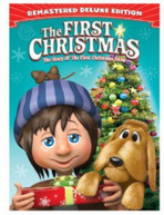 FIRST CHRISTMAS: STORY OF FIRST CHRISTMAS SNOW DVD