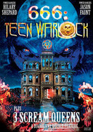 666: TEEN WARLOCK DVD