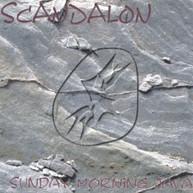 SCANDALON - SUNDAY MORNING JAVA CD