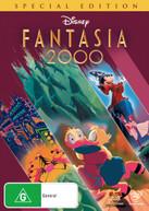 FANTASIA 2000 (SPECIAL EDITION) (1999) DVD