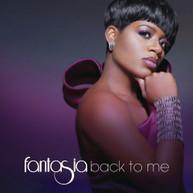 FANTASIA - BACK TO ME CD