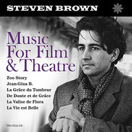 STEVEN BROWN - MUSIC FOR FILM & THEATRE CD