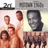 MILLENNIUM COLL - 20TH CENTURY: MOTOWN 60'S 1 VA CD