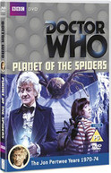 DOCTOR WHO - PLANET OF THE SPIDERS (UK) DVD