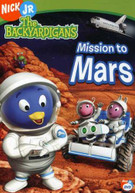 BACKYARDIGANS: MISSION TO MARS DVD