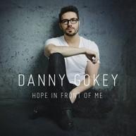 DANNY GOKEY - HOPE IN FRONT OF ME CD