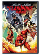 DCU: JUSTICE LEAGUE - THE FLASHPOINT PARADOX DVD