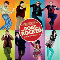 VARIOUS ARTISTS - THE BOAT THAT ROCKED (CD ALBUM) CD