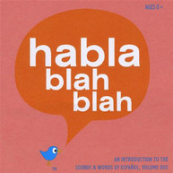 HABLA BLAH BLAH - INTRODUCTION TO THE SOUNDS & WORDS OF ESPAN 2 CD