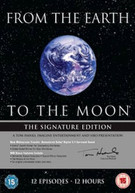 FROM THE EARTH TO THE MOON (UK) DVD