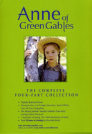 ANNE OF GREEN GABLES: COMPLETE FOUR -PART COLL DVD