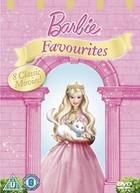 BARBIE FAVOURITES (UK) DVD