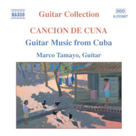 MARCO TAMAYO - GUITAR MUSIC FROM CUBA CD