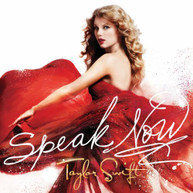 TAYLOR SWIFT - SPEAK NOW (+DVD) (DLX) CD